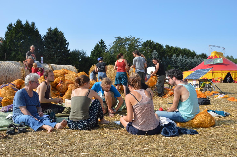Klimacamp im Rheinland @ Rheinland